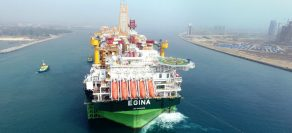 Project of the Year awarded to Egina in France