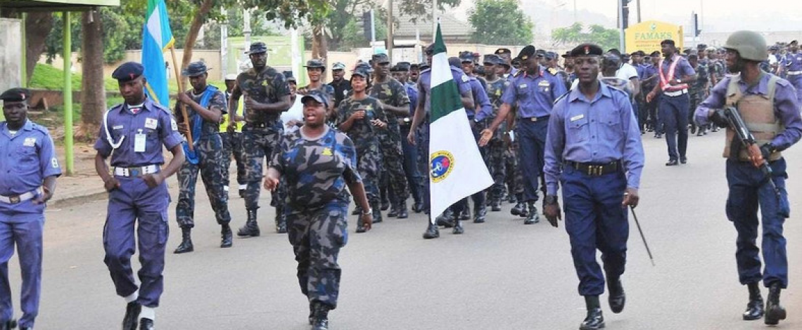 Private armed guards not allowed on board vessels in Nigeria – Navy
