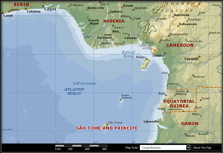 gulf of guinea, insecurity, provision of escort vessel, vessel charter, marine security